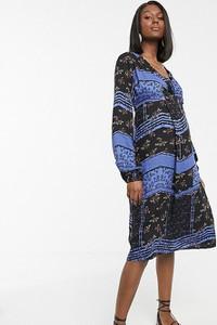 Sukienka Mama Licious z długim rękawem