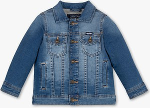Niebieska kurtka Palomino krótka z bawełny