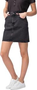 Spódnica American Vintage mini w stylu casual