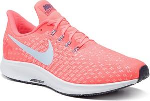 Buty sportowe Nike zoom w sportowym stylu sznurowane