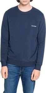 Niebieska bluza Calvin Klein z bawełny