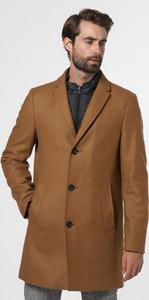 Płaszcz męski Andrew James z wełny