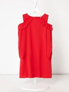 Czerwona sukienka dziewczęca Review For Teens