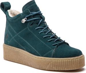 Sneakersy Tamaris na koturnie
