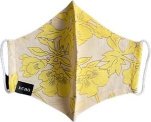 ECHO Maska ochronna profilowana pastelowe kwiaty Copy