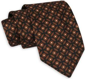Brązowy krawat Chattier