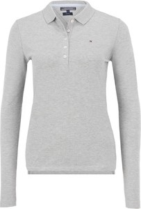 Bluzka Tommy Hilfiger (wszystkie Linie) z bawełny z długim rękawem w stylu casual
