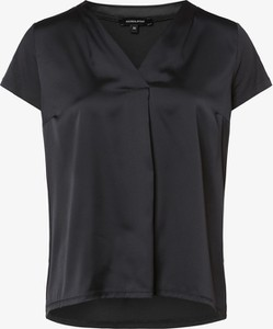 Czarny t-shirt More & More