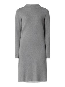 Sukienka Esprit z długim rękawem z bawełny w stylu casual