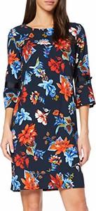 Sukienka amazon.de z długim rękawem mini prosta