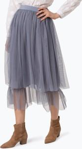 Niebieska spódnica Marie Lund midi z tiulu