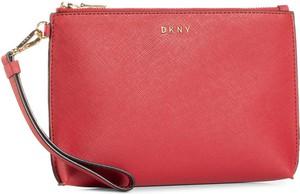 Czerwona torebka DKNY do ręki