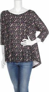 Bluzka Kling z długim rękawem w stylu casual z okrągłym dekoltem