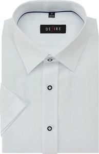 Koszula Desire z krótkim rękawem z bawełny
