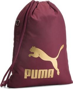 Fioletowy plecak męski Puma