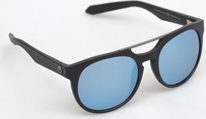 Niebieskie okulary damskie Dragon