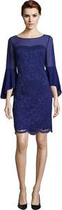 Sukienka Vera Mont z długim rękawem mini