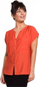 Pomarańczowa koszula Be