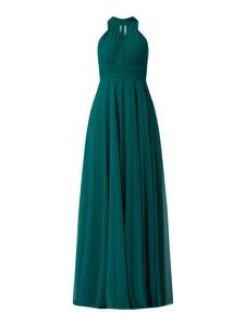 Sukienka Troyden Collection maxi z dekoltem w kształcie litery v bez rękawów