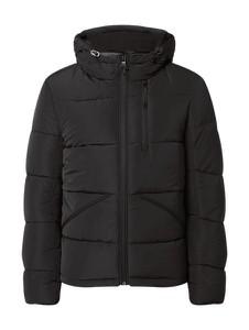 Czarna kurtka Tom Tailor w młodzieżowym stylu