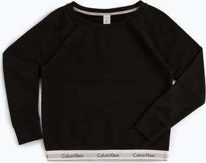 Calvin Klein - Damska bluza nierozpinana, czarny
