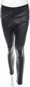 Czarne spodnie Hanel Haute w młodzieżowym stylu