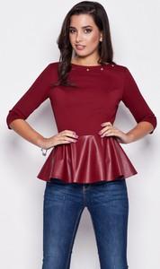 Czerwona bluzka Katrus