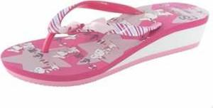 Różowe buty dziecięce letnie Beppi