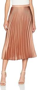 Pomarańczowa spódnica Derhy midi
