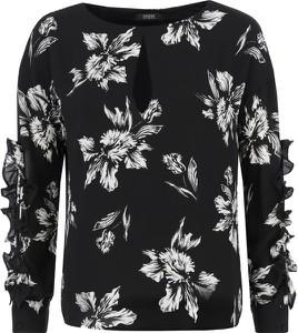 Bluzka Guess w stylu casual z długim rękawem