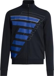 Granatowa bluza EA7 Emporio Armani