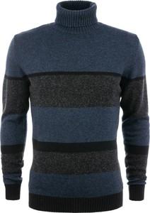 Sweter Ochnik z wełny