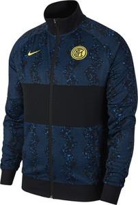 Bluza Nike w młodzieżowym stylu z dresówki z nadrukiem