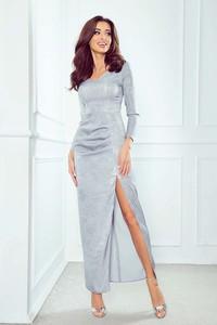 Srebrna sukienka Imesia