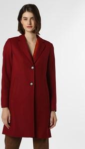 Czerwony płaszcz Marc O'Polo w stylu casual