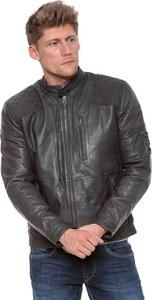 Brązowa kurtka Pepe Jeans w stylu casual