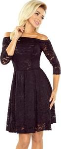 Sukienka Coco Style hiszpanka z długim rękawem
