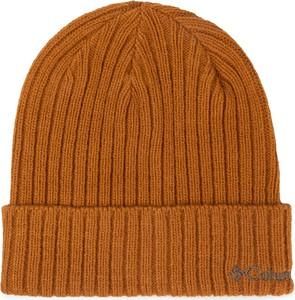 Brązowa czapka Columbia