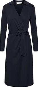 Sukienka InWear mini z dekoltem w kształcie litery v