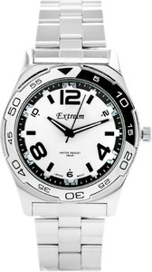 ZEGAREK MĘSKI EXTREIM EXT-Y011B-1A (zx096c) - Srebrny