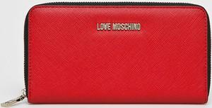 be527292c5aef portfel batycki czerwony - stylowo i modnie z Allani