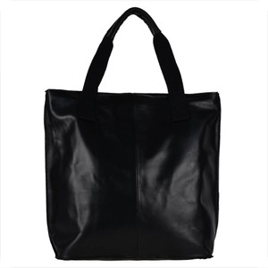 Czarna torebka vera pelle ze skóry