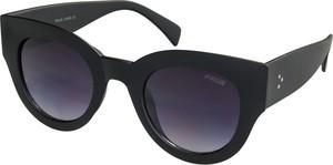 Granatowe okulary damskie Prius