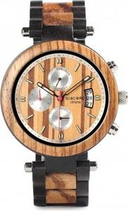 Brązowy zegarek bobo bird