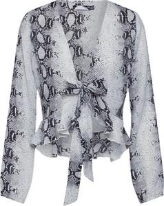 Bluzka Missguided z długim rękawem