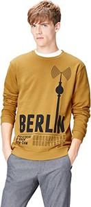 Find bluza męska z berlina-print - l