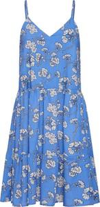 Sukienka Sister'S Point z dekoltem w kształcie litery v w stylu casual