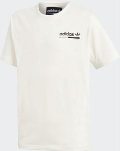 Koszulka dziecięca Adidas Originals z bawełny z krótkim rękawem