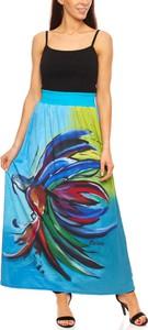 Niebieska spódnica Grupa Ventus
