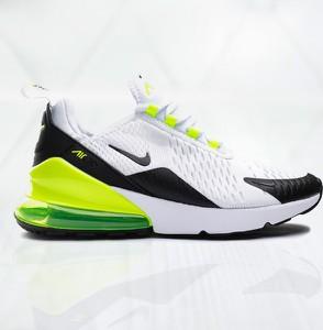 Buty sportowe Nike z płaską podeszwą air max 270